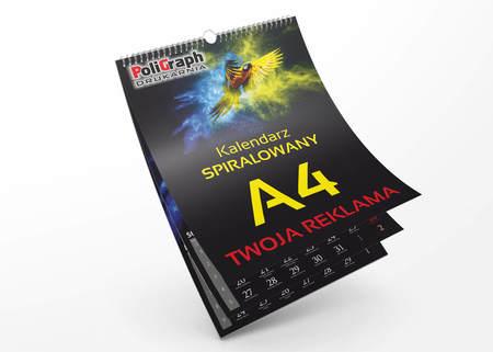 Kalendarz spiralowany - wieloplanszowy A4 (1)