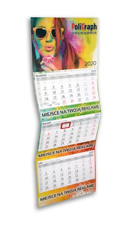 Kalendarze trójdzielne LUX (1)